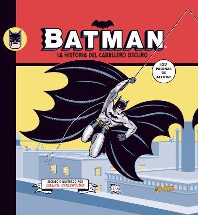 BATMAN: portada