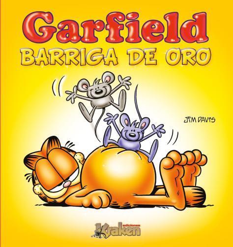 GARFIELD. BARRIGA DE ORO: portada
