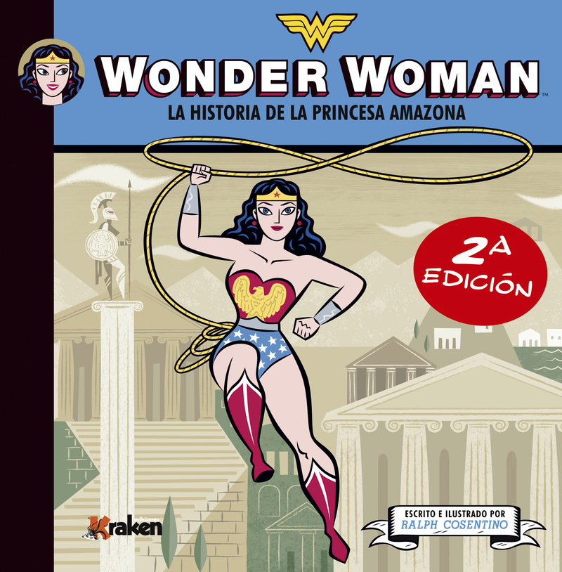 WONDER WOMAN: portada