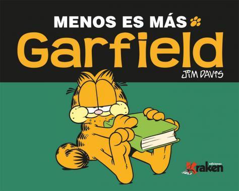 GARFIELD, MENOS ES MáS: portada