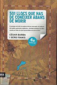 501 LLOCS QUE HAS DE CONEIXER ABANS DE MORIR - CAT: portada