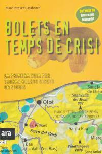 BOLETS EN TEMPS DE CRISI - CAT: portada