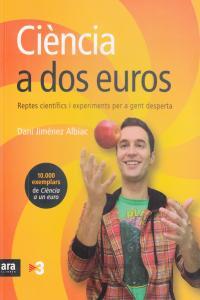CIENCIA A DOS EUROS - CAT: portada