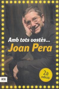 AMB TOTS VOSTES JOAN PERA - CAT 2ªED: portada