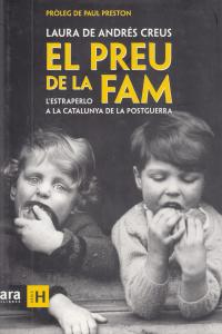 PREU DE LA FAM,EL - CAT: portada