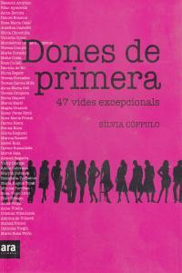 DONES DE PRIMERA - CAT: portada