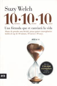 10-10-10 UNA FORMULA QUE ET CANVIARA LA VIDA - CAT: portada