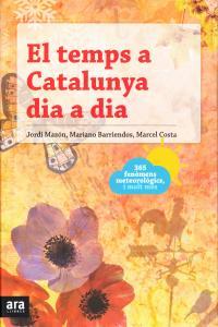 TEMPS A CATALUNYA DIA A DIA,EL - CAT: portada