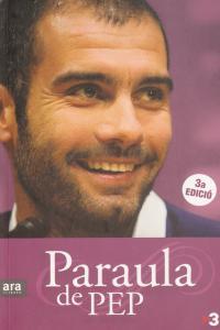 PARAULA DE PEP - CAT 3�ED: portada