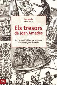TRESORS DE JOAN AMADES,ELS - CAT: portada