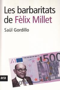 BARBARITATS DE FELIX MILLET,LES: portada