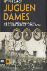 JUGUEN DAMES - CAT: portada
