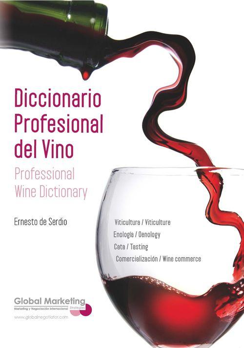 Diccionario Profesional del Vino: portada