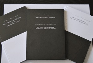 LA CAJA DE MEMORIA DE BOGDAN BOGDANOVIC: portada