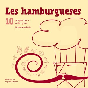 LES HAMBURGUESES: portada