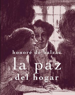 LA PAZ DEL HOGAR: portada