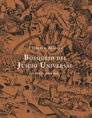 BOSQUEJO SOBRE EL JUICIO UNIVERSAL: portada