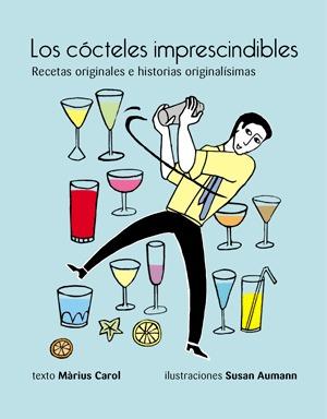 COCTELES IMPRESCINDIBLES,LOS: portada