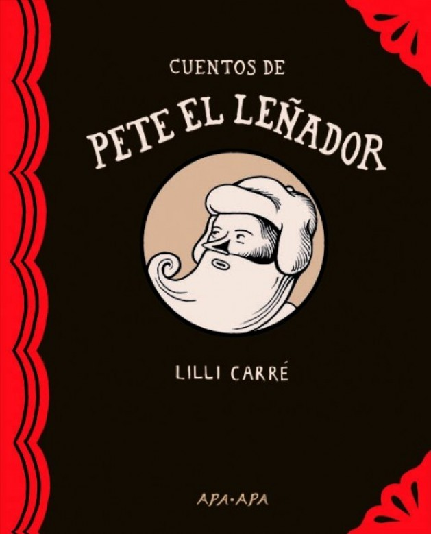 CUENTOS DE PETE EL LEñADOR: portada