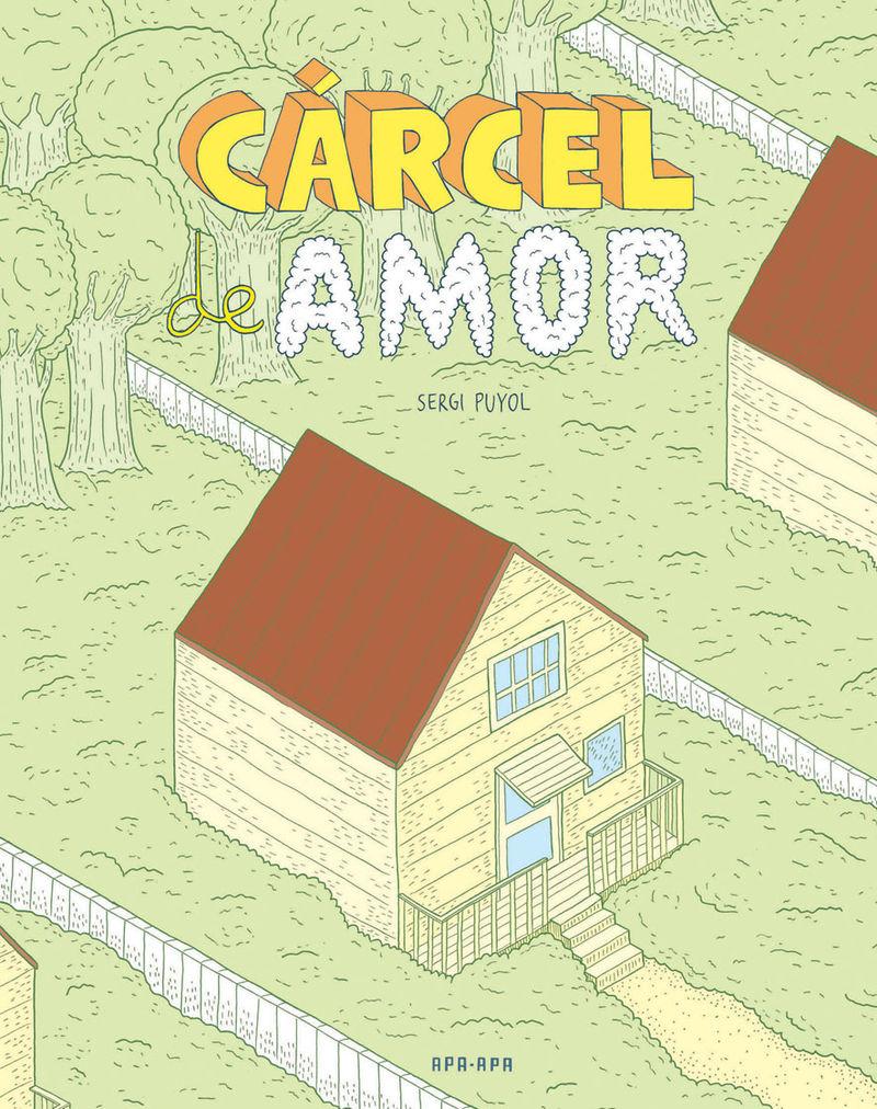 CARCEL DE AMOR: portada