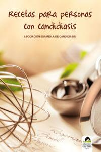 Recetas para personas con candidiasis: portada