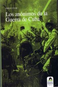 anónimos de la Guerra de Cuba, Los: portada