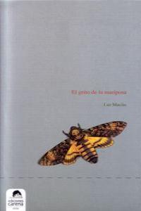 grito de la mariposa, El: portada