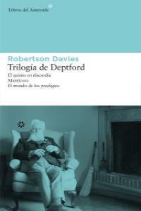 TRILOGIA DE DEPTFORD - LIBRO: portada