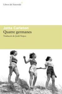 QUATRE GERMANES 2ªED: portada