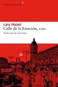 CALLE DE LA ESTACION 120 2ªED: portada