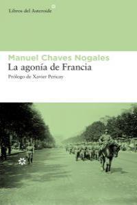 AGONIA DE FRANCIA,LA 4�ED: portada