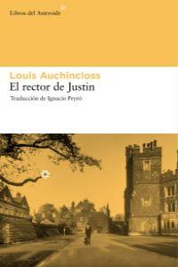 RECTOR DE JUSTIN,EL: portada
