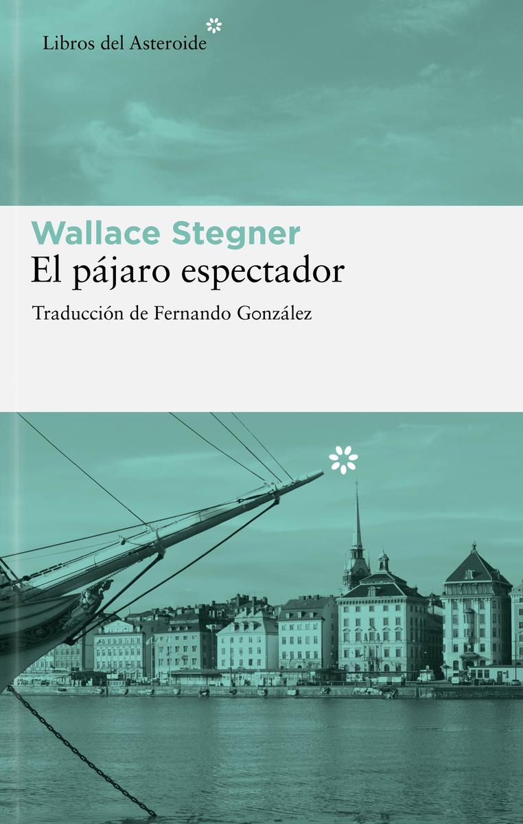 PAJARO ESPECTADOR,EL: portada