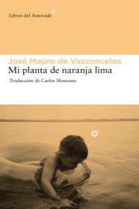MI PLANTA DE NARANJA LIMA: portada