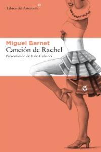 CANCIóN DE RACHEL: portada
