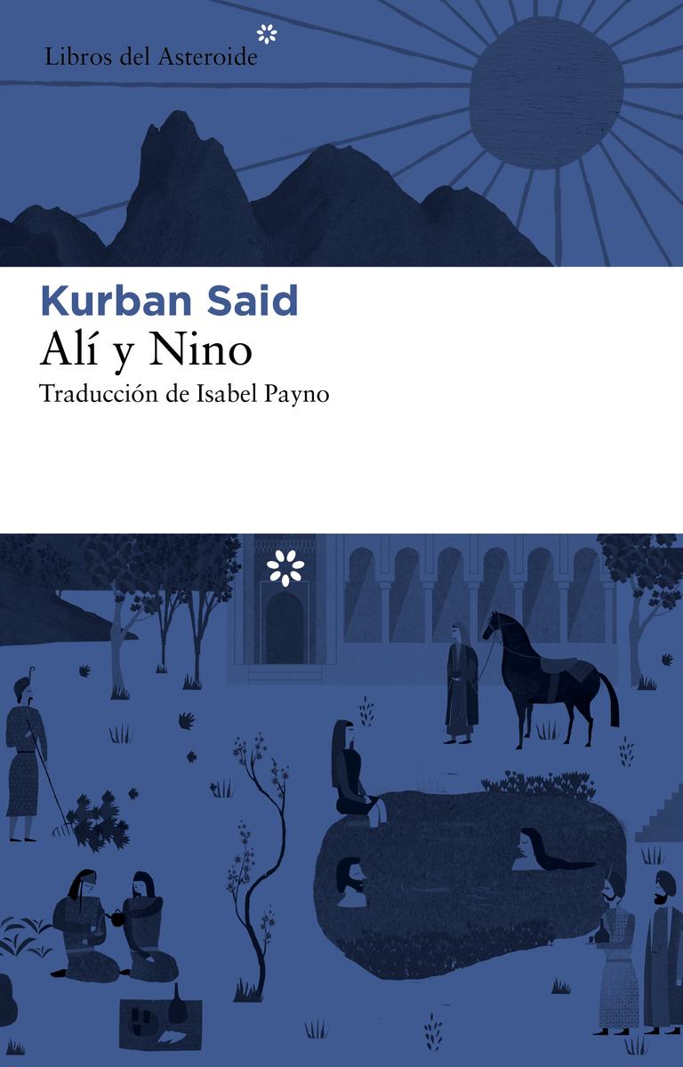 ALí Y NINO: portada