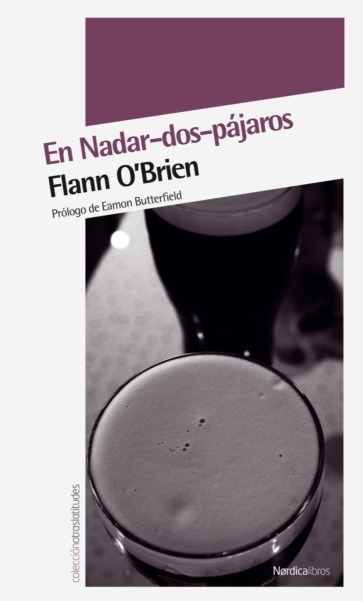 EN NADAR DOS PAJAROS (3.ª edición): portada