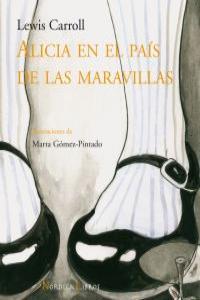 ALICIA EN EL PAIS DE LAS MARAVILLAS - MINI: portada