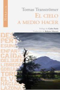 CIELO A MEDIO HACER,EL: portada