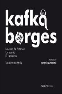 KAFKA BORGES: portada