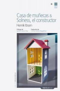 CASA DE MUÑECAS & SOLNESS EL CONSTRUCTOR: portada