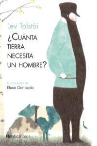 CUANTA TIERRA NECESITA UN HOMBRE (6a edición): portada