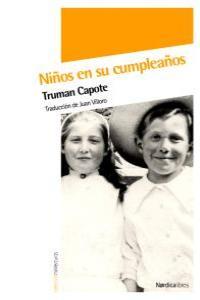 NIÑOS EN SU CUMPLEAÑOS (4ª edición): portada
