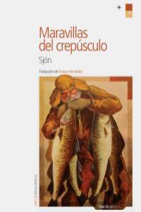 MARAVILLAS DEL CREPUSCULO: portada