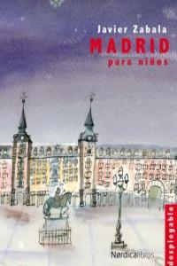 Madrid para niños: portada