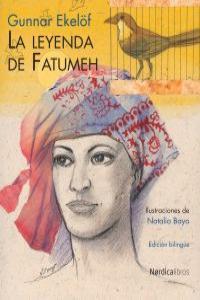 La leyenda de Fatumeh (edición con serigrafía numerada): portada