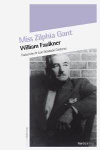 MISS ZILPHIA GANT: portada