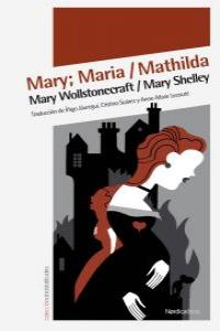 Mary; Maria; Mathilda: portada