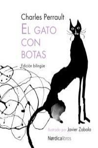 El gato con botas: portada