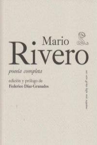 POESIA COMPLETA RIVERO: portada